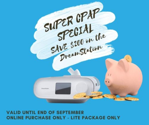 Dreamstation CPAP deals