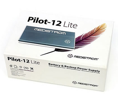 Pilot-12 Lite CPAP Backup Power Supply and Travel Battery