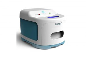 Lumin CPAP cleaning and disinfecting machine