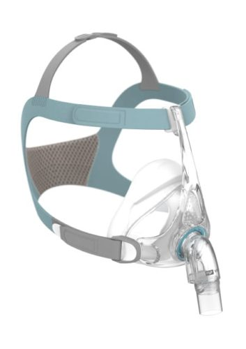Vitera full face CPAP mask from Fisher & Pakel