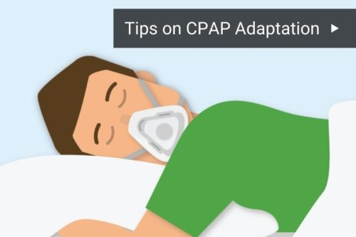 cpap adaptation en