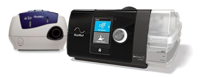 Upgrade to an Airsense 10 CPAP today