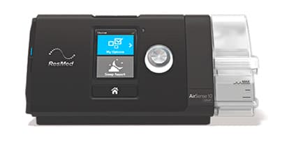 Auto CPAP AirSense S10 for Her and for Him with Heated Tube - image 2