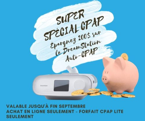 Offres CPAP