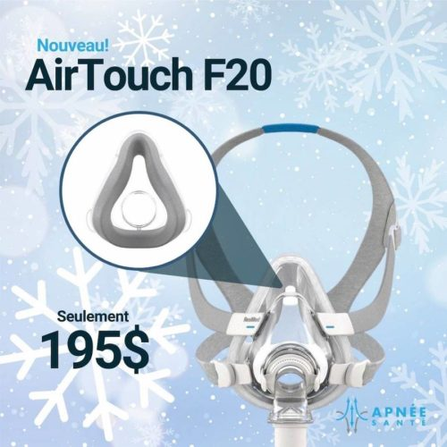 AirTouch F20 - seulement 195$