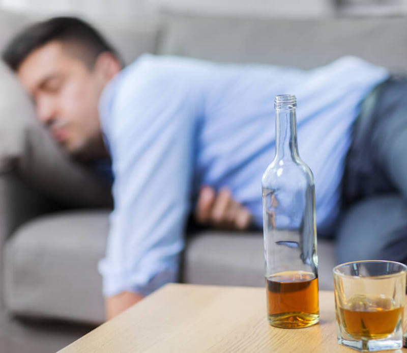 how alcohol affects your sleep 1